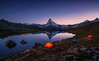 Good Night Matterhorn
