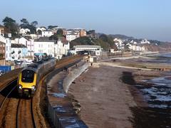 1 December 2016 Dawlish (20) (togetherthroughlife) Tags: 2016 december dawlish train railway devon shore