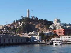 San Francisco 2016 (hunbille) Tags: coit tower coittower skyline alcatrazcruise san francisco sanfrancisco california america usa