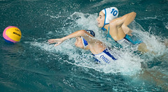 2C040380 (roel.ubels) Tags: len euro league waterpolo sport topsport utrecht uzsc 2016 krommerijn women