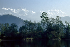Magic Himalaya Morning (Hubert Streng) Tags: himalaya nepal daulagirhi pokhara lake view magic serene meditation magical sureal floating dreamy