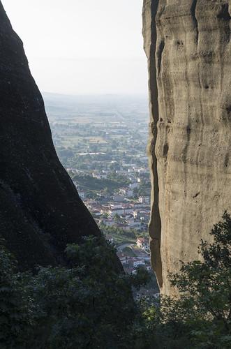 View over Kalabaka, 13.09.2015.