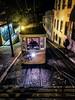 funicular (Dale Michelsohn) Tags: lisbon lisboa portugal tram funicular transport street dalemichelsohn iphone apple