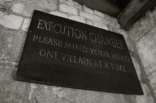 From flickr.com: Execution Chamber {MID-148610}