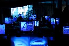 Screened (edwardhorsford) Tags: brazil cinema building london film mystery employment good secret fantasy 80s terry future futurism 20 job bt croydon org gilliam 40s career bureaucrat goodorg secretcinema20