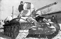"""Soviet T-34 in action • <a style=""""font-size:0.8em;"""" href=""""http://www.flickr.com/photos/81723459@N04/9194809554/"""" target=""""_blank"""">View on Flickr</a>"""