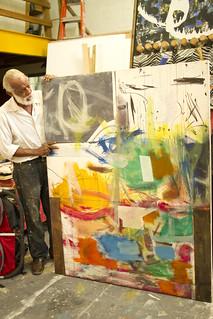 Kendal Hanna at Popop Studios 2013