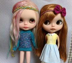Luna and Mellie