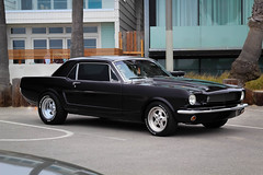Mustang (Crystal_rivera) Tags: classic ford mustang coupe 65 1965 stang classiccoupe