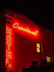 edit-7270341 (jay.thomason) Tags: street red color night cardinal streetphotography olympus paloalto 45mm omd