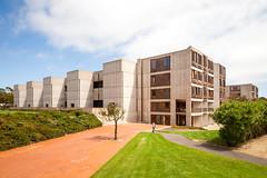 Salk Institute (Chimay Bleue) Tags: architecture modern concrete louis san sandiego modernism diego lajolla institute architect kahn salk brutalism modernist beton brutalist midcentury brut