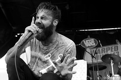 letlive. (connie.shao.photography) Tags: live warpedtour letlive warpedtour2013