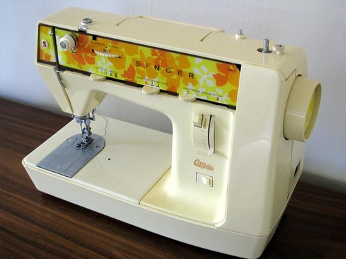 Singer Genie sewing machine