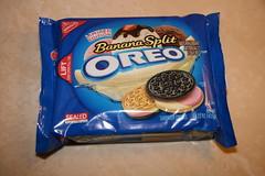 Oreo Banana Split (Like_the_Grand_Canyon) Tags: travel usa cookies america us holidays amerika vacataion nabisco