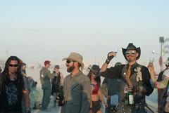 Destruction of DDI, Burning Man 2013 (ianmdawson) Tags: burningman burn cargocult 2013 bm13 ttitd bm2013
