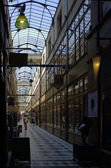 Verrire (fmcp) Tags: paris france pavement reflet passage miroir 75 fra transparence verre vitre carrelage couvert verrire 75002
