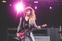 Steel Panther (amandajensenphotography) Tags: steel sacramento panther aftershock steelpanther