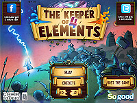 四元素保衛戰(The Keeper Of 4 Elements)