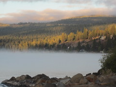 misty Tahoe morning (thomas pix) Tags: california unitedstates tahoe laketahoe northshore mists eyefi tahoevista
