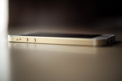 gold iphone 5s goldiphone5s iphone5sgold (Photo: William Ong - William Photography © on Flickr)
