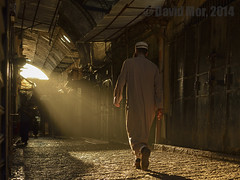 the path to the farthest mosque (David Mor) Tags: morning sunlight path jerusalem oldcity pilgrim haj alaqsa eidaladha feastofthesacrifice farthestmosque