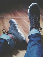 Shoes (matheusmeloo) Tags: man look shoes cellphone style jeans skate tenis swag sk8 calado cameradecelular flickrandroidapp: