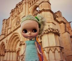Peppa en la catedral