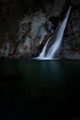 The Legend of Bash Bish Falls (markvcr) Tags: newyork green waterfall dangerous massachusetts tourist falls legend bashbish bigstopper