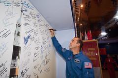 Expedition 38/39 Flight Engineer Rick Mastracchio (NASA Johnson) Tags: nasa kazakhstan soyuz baikonur cosmodrome internationalspacestation japanaerospaceexplorationagency roscosmos expedition38 expedition39