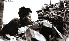 Soviet sniper (Za Rodinu) Tags: world 2 man men history vintage soldier war gun russia military rifle rifles front german weapon ww2 soldiers historical guns 1942 1945 rare troops 1944 1943