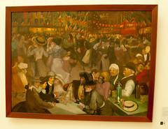 Art work Petit Palais (Scottmh) Tags: travel paris france painting french nikon europe palace palais petit d60 2013