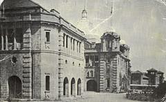 Kirkee, Poona - Deccan War Hospital (pepandtim) Tags: old england hospital early bath war photographer postcard lodge nostalgia nostalgic nurse 1922 deccan poona lansdown lonach kirkee 13121922 89dwh87