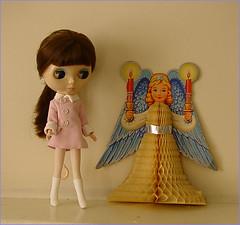1. Angel  - Blythe a Day December