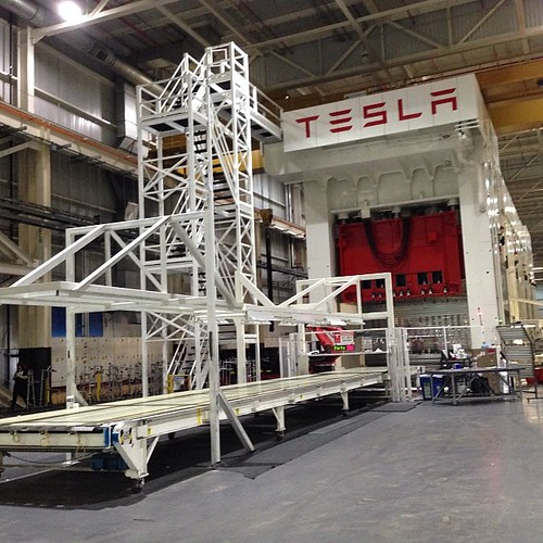 Tesla Motors: Remaking the way we make cars... #agile #development #EV #factory