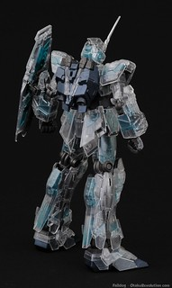 MG Clear Full Armor Unicorn - Snap Fit 18 by Judson Weinsheimer