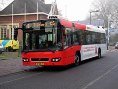 Veolia stadsbus 3872 Udenhout Slimstraat (Arthur-A) Tags: bus netherlands buses volvo nederland autobus tilburg brabant noordbrabant bussen udenhout veolia