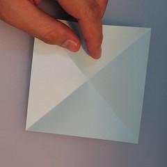 วิธีการพับกระดาษเป็นรูปโบว์ติดกล่องของขวัญ 001