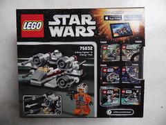 75032: box 2 (xwingyoda) Tags: starwars lego legostarwars brickhorizoncom microfighters