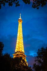Eiffel Tower Beacon