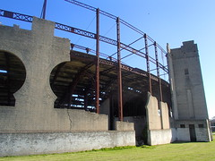 Abandoned Plaza de los Toros - Colonia del Sacramento Uruguay