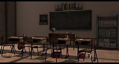 Hot for Teacher (Mikaela Carpaccio - 6º Republic Event) Tags: zigana fabuleux oyasumi bbqq cocoroni kalrau secondspaces mrpoet kustom9 cleodesign xiaj