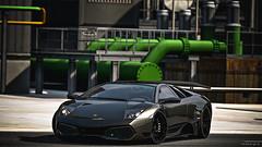 Lamborghini Murcielago SV LP670-4 (nbdesignz) Tags: 6 hot sexy cars car digital sony gran turismo lamborghini sv murcielago gt6 polyphony ps3 playstation3 gtplanet lp6704 nbdesignz