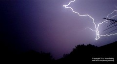 Lightning over Frankston 15 January 2014 (John Billing) Tags: south ace north samsung east galaxy lightning mornington peninsula frankston