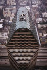 Municipal Tower (aaronbrethorst) Tags: seattle skyscraper downtown government seattlemunicipaltower