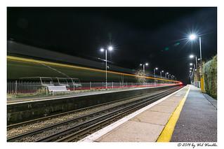 Light Speed Engaged at Berwick
