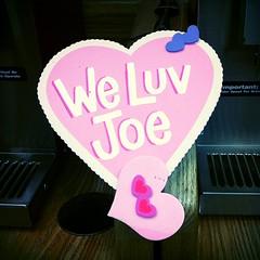 You gotta love Joe! (saudades1000) Tags: love coffee java cafe amor joe valentine valentines amore coffeemachine valentinesday coffeelover {vision}:{text}=0583