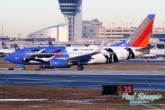 N280WN -1 (PHLAIRLINE.COM) Tags: southwest one penguin flight airline planes philly boeing airlines phl spotting 2007 bizjet generalaviation spotter philadelphiainternationalairport kphl 7377h4 n280wn