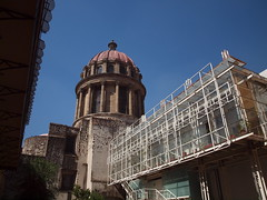 """Mexico City (aljuarez) Tags: santa church méxico de df iglesia kirche ciudad stadt mexique teresa altstadt église ville centreville mexiko claustro city"""" """"mexico """"ciudad """"centro méxico"""" histórico"""" """"claustro teresaex"""