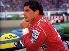Ayrton Senna (toe nail) Tags: williams rip motorsport maclaren imola ayrtonsennagrandprixbrasil