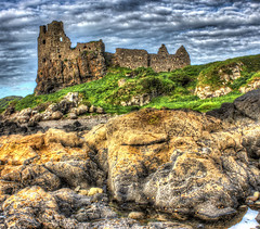 Dunure  Castle Rocks (charlieinlesmahagow) Tags: old sunset castle history castles water spectacular coast clyde photo highlands ancient paradise different photos harbour small photographers sunsets photographic best historic estuary historical unusual ayr defensive brill westcoast brilliant isleofarran hdr troon ayrshire largs bespoke dunure estury atlanticcoast firthofclyde scottishcastles seadefences viewpoints dunurecastle freeentry lesmahagow waterbound islandofarran ayrshirecoast 1018mm sunsetviews historicalscotland freeattraction westcoastsunsets hiostorical charliecairns hdrused charlieinlesmahagow freescottishcastles freecastles arranj clydeshirecoast